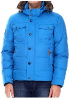 Пуховик Camel Active blue